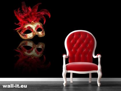 fototapeta-maska -czarne-tlo